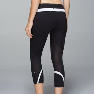[Lululemon] Run: Inspire Crop II